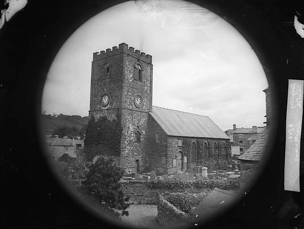 [The church, Dolgellau]
