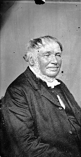 [Revd John Davies, Nercwys (?1799-1879)]
