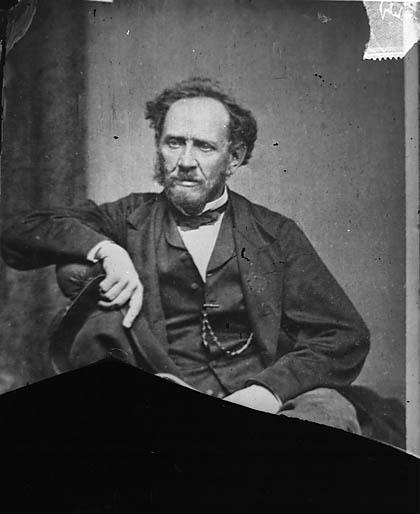 [John Griffith (Y Gohebydd, 1821-77)]