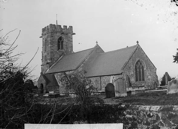 [The church. Ryton (Salop)]