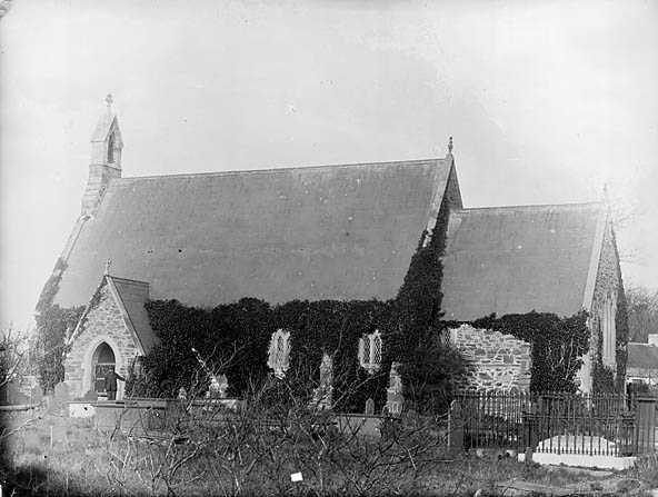 [The church, Llanfaelog]