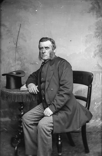 [Parchg William Theophilus Thomas (Gwilym Gwenffrwd, 1824-99)]