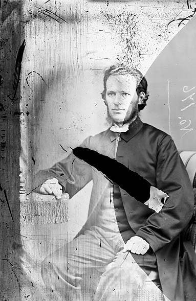 [Revd John Hugh Evans (Cynfaen, 18336-86)]