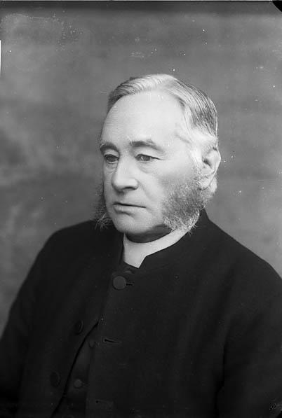 [Revd William George Jenkins, vicar of Llandysul (Cer)]