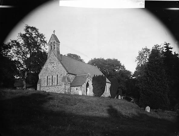 [The church, Bwlchycibau, Meifod]