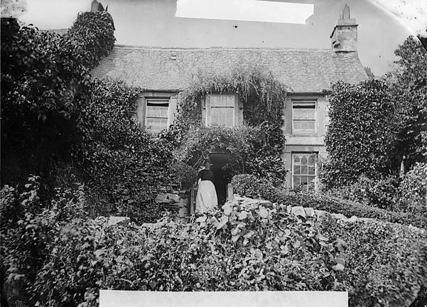 [Home of Evan Evans (Ieuan Glan Geirionydd), Trefriw]