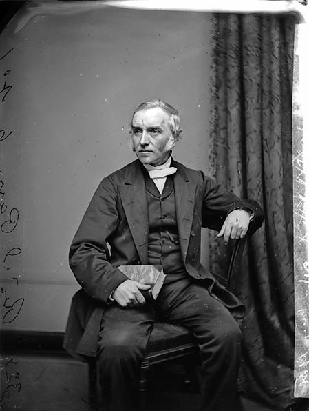 [Revd John Parry, Liverpool (1869)]