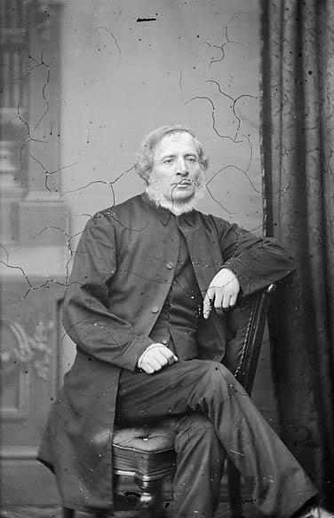 [Revd S Edwards (Samuel Edwards, 1814-1872 ?)]