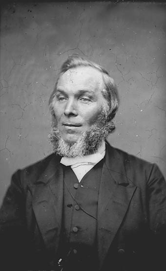 [Revd William Williams, Swansea (1817-1900)]