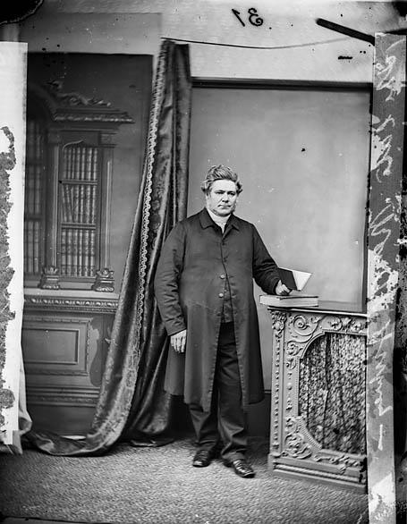 [Revd Thomas Aubrey (1808-67)]