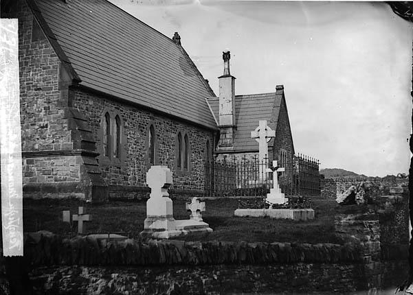 [Memorial of David Williams (1790-1869), Penrhyndeudraeth]