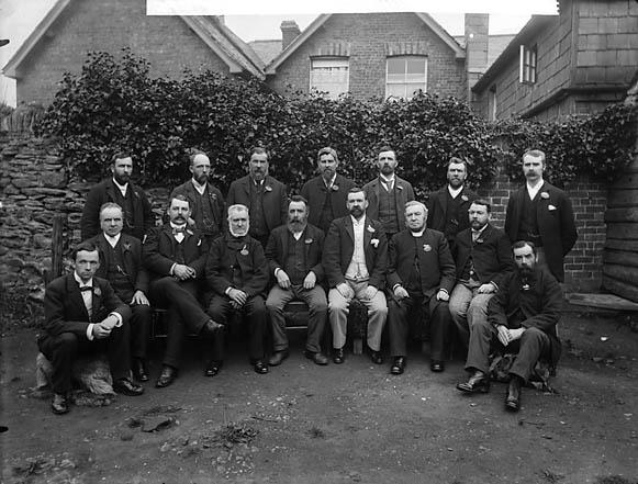 [Eisteddfod committee, Llanfair Caereinion (1894)]