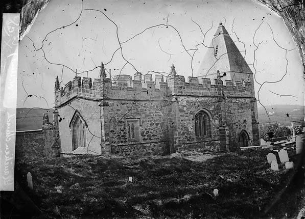 [The church, Llaneilian]