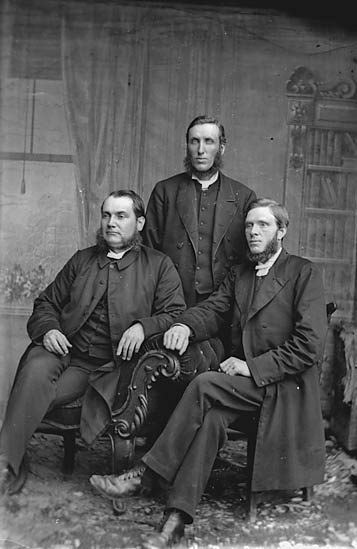 [Revds O Owen, D C Evans & W R Jones]