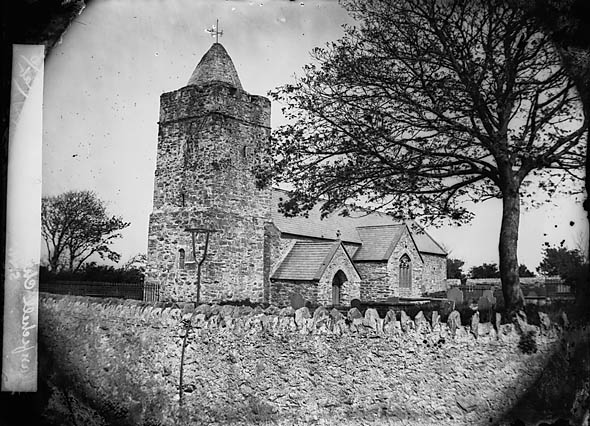 [The church, Llanfechell]