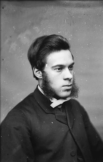 [Revd Hugh Williams (Hywel Cernyw, 1843-1937)]