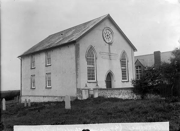 [Groesgoch chapel (Bapt), Tre-fin (1892)]
