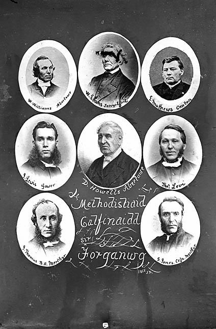 Methodistiaid Calfinaidd Sir Forganwg (1868)