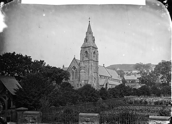 [Glan-ogwen church, Bethesda (Caern)]