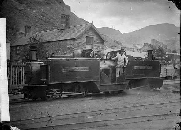 Little Wonder, Ffestiniog railway