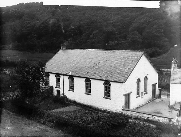 [Tan-y-fron Chapel, near Llansannan]