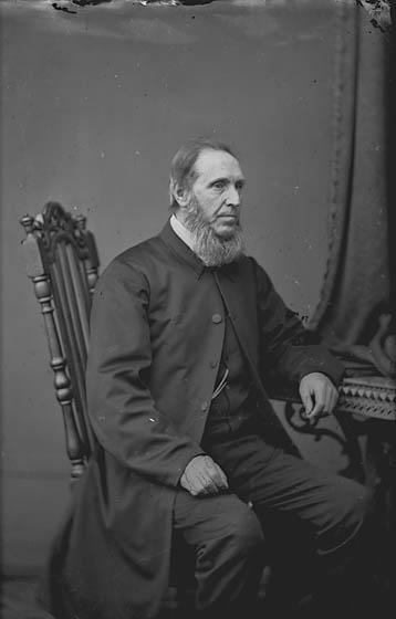 [Revd Hugh James, Llansanffraid-ym-Mechain (1809-75)]