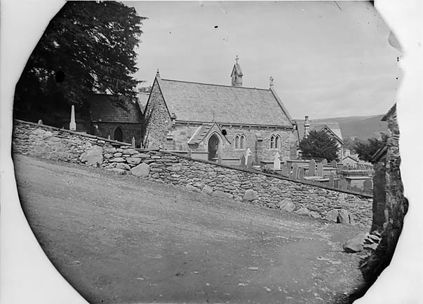 [The church, Trefriw (1883)]