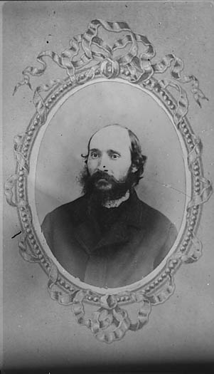 [Revd William Thomas (Gwilym Marles, 1834-79) (U)]