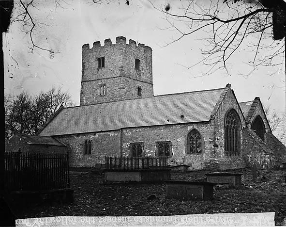 [The church, Caerwys]