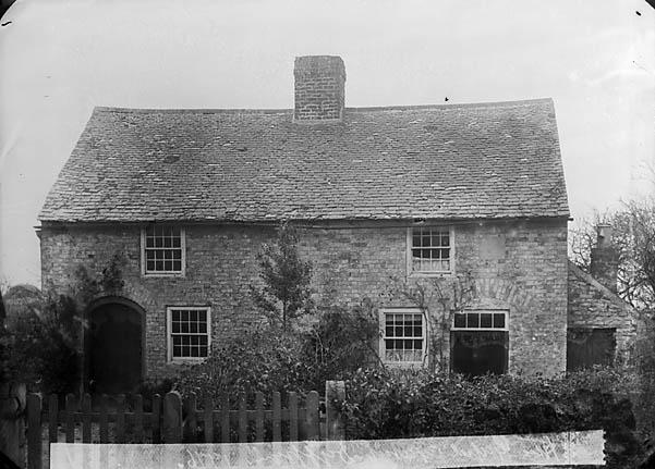 [The first Dyffryn chapel (CM), Llandyrnog]