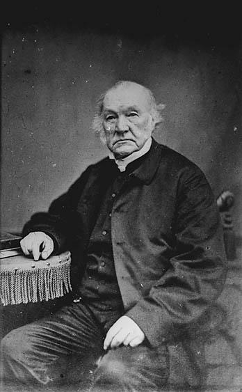 [Revd Hugh Hughes, Abergele (CM)]