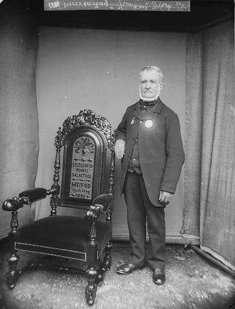 [Meiriadog at the Powys Eisteddfod (1892)]