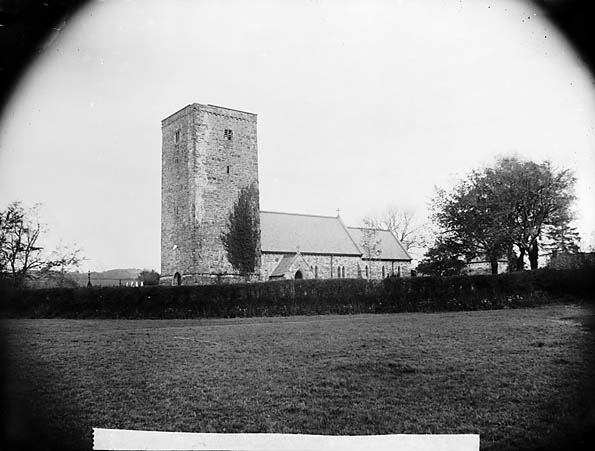[The church, Llanybydder]