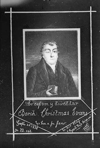 Er cof am y diweddar Barch Christmas Evans