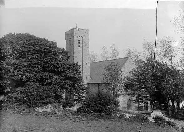 [The church, Narberth]