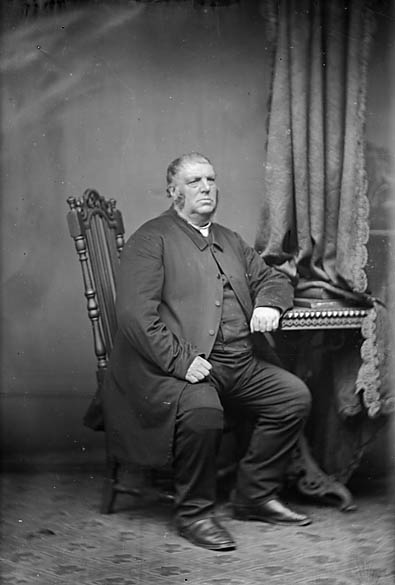 [Revd William Morris, Rhuddlan (CM)]