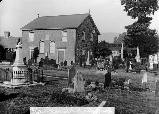 [Pendre chapel (Cong), Llanfyllin]