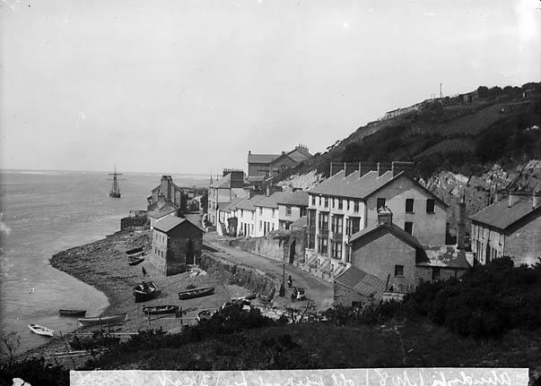 [The old life boat house, Aberdyfi]