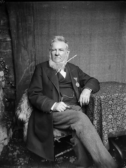 [David Griffith (Clwydfardd, 1800-94)]