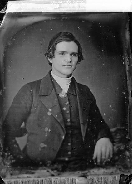 [Revd Rowland Williams (Hwfa Mon, 1823-1905) in 1850]