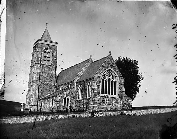 [The church, Lampeter]