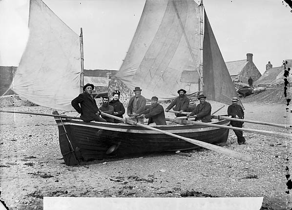 [Bardsey boat, Aberdaron]