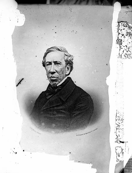 [Revd Thomas Jones (Glan Alun, 1811-66) (copy)]