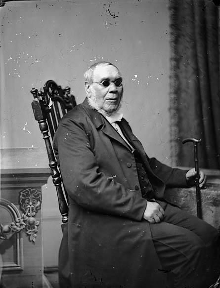 [Revd Daniel Davies (Y Dyn Dall, 1791-1876)]