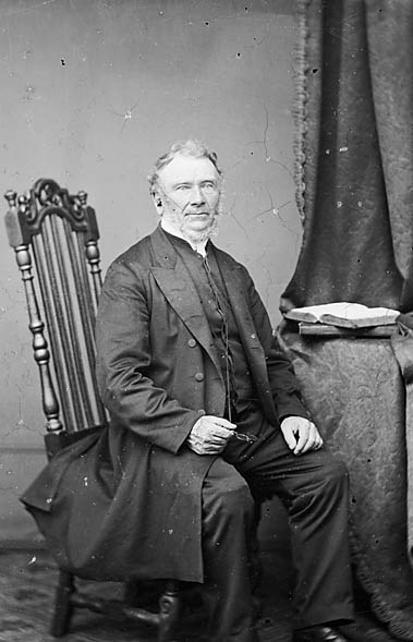 [Revd. Richard Parry (Gwalchmai, 1803-97)]