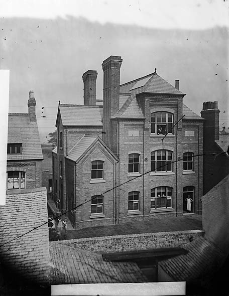 [The Club and Cocoa House, Bagillt]