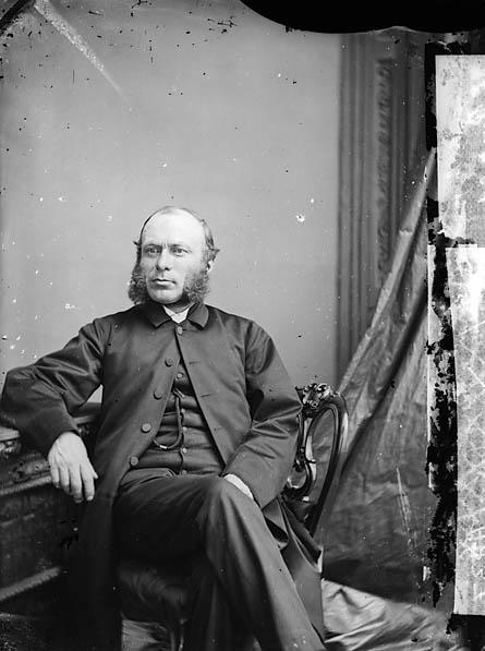 [Revd David Charles Davies (1826-91)]