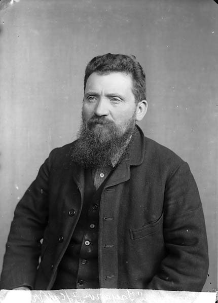 [E Evans, Tregaron (Caronian, fl 1879)]