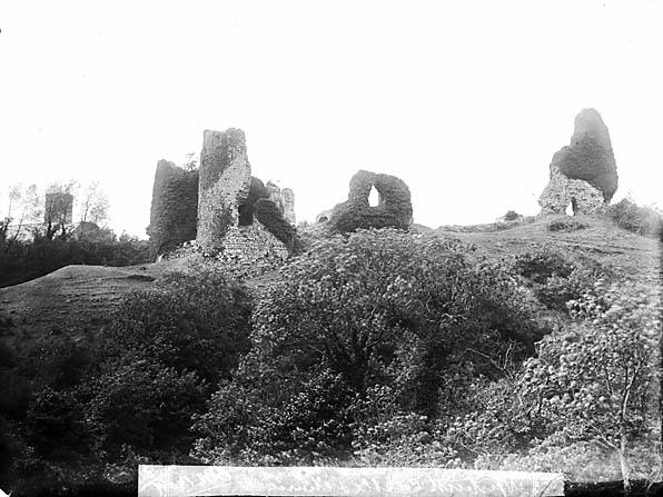 [Narberth castle]