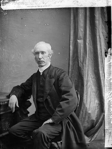 [Revd. Dr. Lewis Edwards (1809-87)]